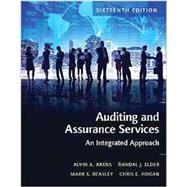 Auditing and Assurance Services, Student Value Edition by Arens, Alvin A.; Elder, Randal J.; Beasley, Mark S.; Hogan, Chris E., 9780134075754