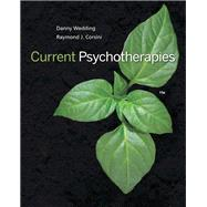 Current Psychotherapies by Wedding/Corsini, 9781305865754