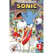 Sonic the Hedgehog: Legacy Vol. 3 by SONIC SCRIBES, 9781936975754