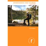 Environment and Tourism by Holden; Andrew, 9781138785755
