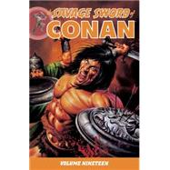 Savage Sword of Conan Volume 19 by VARIOUS, 9781616555757