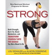 Strong by Schuler, Lou; Cosgrove, Alwyn, 9781583335758