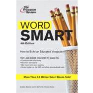 Word Smart : Building an Educated Vocabulary by PRINCETON REVIEW, 9780375765759