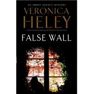 False Wall by Heley, Veronica, 9780727885760
