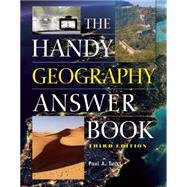 The Handy Geography Answer Book by Tucci, Paul A, 9781578595761