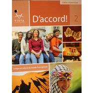 Daccord! Level 2 Cahier d'exercices