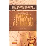 Mosby's Diagnostic and Laboratory Test Reference by Pagana, Kathleen Deska, 9780323225762
