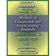 Methods of Educational and Social Science Research by Krathwohl, David R., 9781577665762