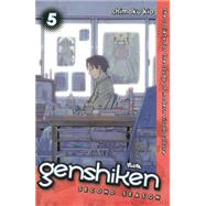Genshiken: Second Season 5 by Kio, Shimoku, 9781612625768