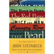 The Short Novels of John Steinbeck (Penguin Classics Deluxe Edition) by Steinbeck, John, 9780143105770