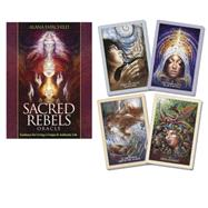 Sacred Rebels Oracle by Fairchild, Alana; Morrison, Autumn Skye (ART), 9780738745770