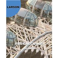Precalculus by Larson, Ron, 9781439045770
