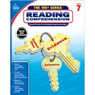 Reading Comprehension by Carson-dellosa Publishing, 9781483815770