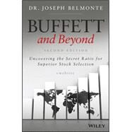 Buffett and Beyond by Belmonte, Joseph, 9781118955772