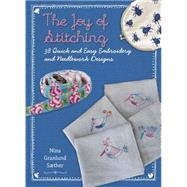 The Joy of Stitching by Saether, Nina Granlund, 9781416245773