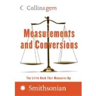 Measurements And Conversions by Collins, 9780061205774