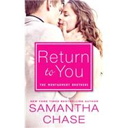 Return to You by Chase, Samantha, 9781492615774