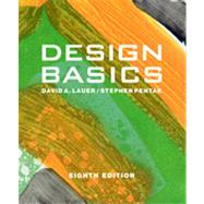 Design Basics (with CourseMate Printed Access Card) by Lauer, David A.; Pentak, Stephen, 9780495915775