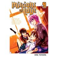 Missions of Love 9 by Toyama, Ema, 9781612625775
