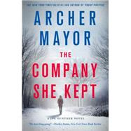 The Company She Kept A Joe Gunther Novel by Mayor, Archer, 9781250105776