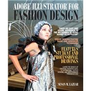 Adobe Illustrator for Fashion Design by Lazear, Susan, 9780132785778
