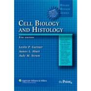 Brs Cell Biology And Histology by Gartner, Leslie P., 9780781785778
