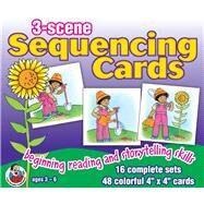 3-scene Sequencing Cards by Schaffer, Frank, 9780768215779