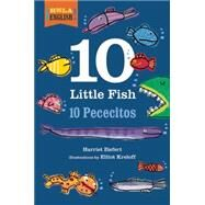 10 Little Fish by Ziefert, Harriet; Kreloff, Elliot, 9781609055783