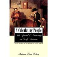 A Calculating People by Cohen,Patricia Cline, 9780415925785