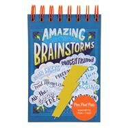 Amazing Brainstorms by Rogge, Robie; Mcdevitt, Mary Kate, 9781452145785
