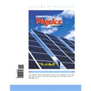 Conceptual Physics, Books a la Carte Plus Mastering Physics with eText -- Access Card Package by Hewitt, Paul G., 9780321935786