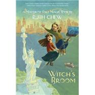 A Matter-of-Fact Magic Book: Witch's Broom by CHEW, RUTH, 9780449815786