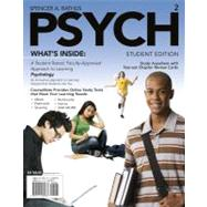 PSYCH (with Review Cards and Psychology CourseMate with eBook Printed Access Card) by Rathus,Spencer A., 9781111185787
