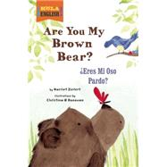 Are You My Brown Bear? by Ziefert, Harriet; O'donovan, Christina, 9781609055790
