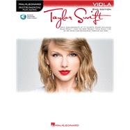 Taylor Swift : Instrumental Play-along for Viola by Swift, Taylor (CRT), 9781617805790