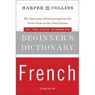Collins Easy Learning French Dictionary by Kopleck, Horst, 9780060575793