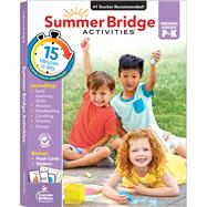 Summer Bridge Activities Prek-k by Summer Bridge Activities, 9781483815794