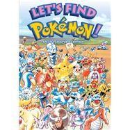 Let's Find Pokemon! by Aihara, Kazunori; Kawasaki, Elizabeth, 9781421595795