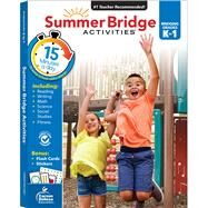 Summer Bridge Activities K-1 by Summer Bridge Activities, 9781483815800