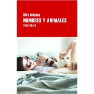 Nombres y Animales by Indiana, Rita, 9788492865802