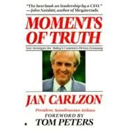 Moments of Truth by Carlzon, Jan, 9780060915803