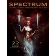 Spectrum 22 The Best in Contemporary Fantastic Art by Fleskes, John, 9781933865805