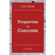 Properties of Concrete by Neville, A. M., 9780273755807