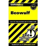CliffsNotes on Beowulf by Baldwin, Stanley P.; Skill, Elaine Strong, 9780764585807