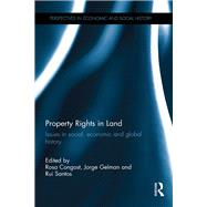 Property Rights in Land: Issues in Social,