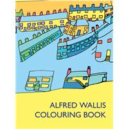 Alfred Wallis Colouring Book by Unicorn Press, 9781910065808