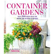 Container Gardens by Southern Living Magazine, 9780848745813