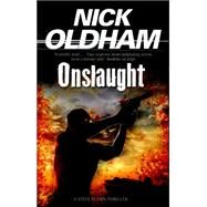 Onslaught by Oldham, Nick, 9780727885814