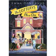 The Lotterys Plus One by Donoghue, Emma; Hadilaksono, Caroline, 9780545925815