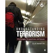 Understanding Terrorism by Martin, Gus, 9781506385815